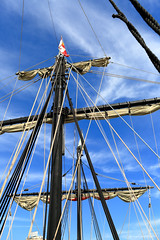 Port of Dubuque (dpsager) Tags: iowa replica dubuque tallships pinta sailship dpsagerphotography