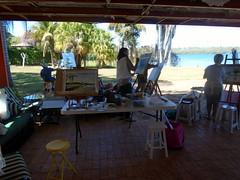 DSC03509 (Dona Mincia) Tags: brasil watercolor painting julho aula pintura classes aquarela peopleworking brasliadf pessoastrabalhando july2016 workshopjavierzorrilla