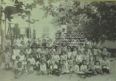 Groepsfoto kinderen