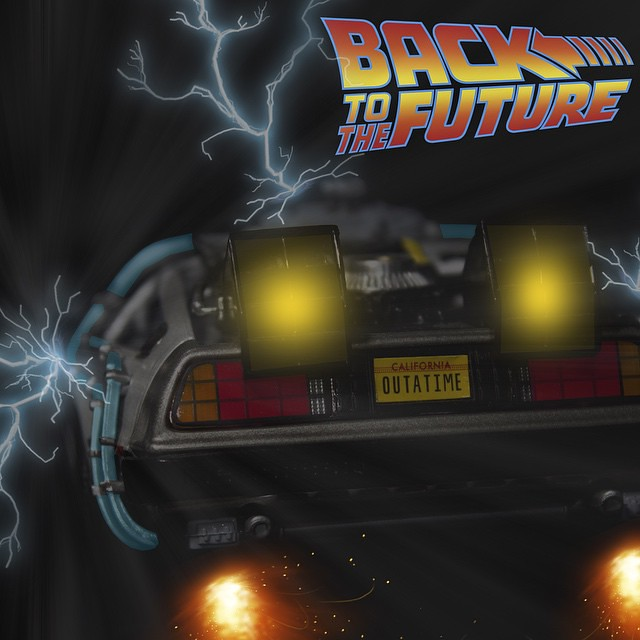 Happy labour day. Insert BTTF theme soundtrack.