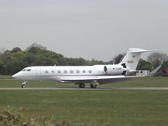 M-JCBB Gulfstream G650 JCB Ltd (Aircaft @ Gloucestershire Airport By James) Tags: james airport jcb oxford 650 ltd lloyds gulfstream bizjet egtk mjcbb