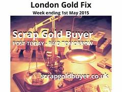 London Gold Fixing 1st May 2015 (kep19563) Tags: gold goldfix goldprice londongoldfix goldfixgbp sterlinggoldprice sterlinggoldfix goldfixing