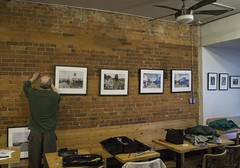 Brian - DSC05893_ep (Eric.Parker) Tags: show bridge tree coffee japan photography gallery exhibition pinhole photograph contact fukushima manic 2015 gsv ericparker googlestreetview rexclusionzone avokoplimae