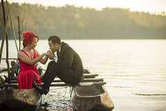 prewedding danau tamblingan (HZimage) Tags: wedding lake nikon prewedding weddingphotographer weddingphotography weddingshoes weddingbride tamblingan weddinginbali baliweddingphotographer baliweddingphotography nikond750 weddinggrom