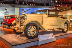 1925 Franklin (John H Bowman) Tags: cars june franklin michigan oldcars 2011 gilmorecarmuseum barrycounty hickorycorners canon17404l june2011 1925franklin 1920scars fullclassiccars