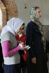 11. Paschal Prayer Service in Svyatogorsk / Пасхальный молебен в соборном храме г. Святогорска