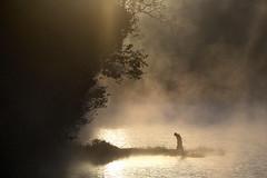 IMG_5973 (Khantz) Tags: morning travel winter people mist silhouette fog sunrise burma myanmar shanstate
