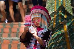 Goter endimanch (Fanchec) Tags: asia chiangmai wat thailande doi suthep prathat