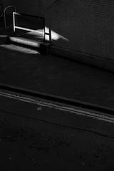 Smoker's Corner (Andrew Malbon) Tags: road street urban bw bike 50mm blackwhite streetphotography sigma hampshire minimal smoking portsmouth fixed merrill foveon urbex 50mmf28 fixedlens dp3 strongisland fixedfocallength shorttelephoto dp3m sigmadp3