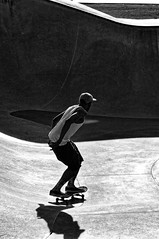 Skateboarder, Swift Cantrell Park, Kenensaw, Georgia (BDM17) Tags: park ga georgia skating skate skateboard swift kennesaw cantrell