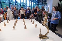 Samson Ogiamien @ Kunsthaus Graz (Universalmuseum Joanneum) Tags: africa sculpture art europa contemporaryart kunst performance skulptur exhibition afrika benin ausstellung kunsthausgraz zeitgenössischekunst samsonogiamien