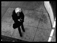 platinum_blonde (peterjcb) Tags: street new leica york city nyc ny girl photography 4 blonde platinum dlux
