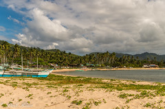 Nacpan-14.jpg (derkderkall) Tags: ocean beach boats sand paradise village philippines tropical whitesand elnido palawan tropicalbeach nacpan nacpanbeach