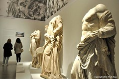 As The Ancients Stand By (Trish Mayo) Tags: sculpture met metropolitanmuseum metmuseum pergamon ancientsculpture metroplitanmuseumofart noncoloursincolour thebestofday gnneniyisi metpergamon