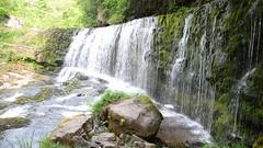 Sgwd Isaf Clun-gwyn (Hoppy1951) Tags: powys gbr ystradfellte walesuk breconbeaconsnationalpark sgwdisafclungwyn fourwaterfallswalk allanhopkins hoppy1951