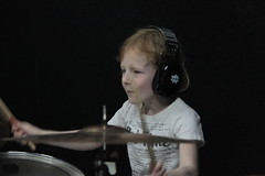 Abby-drumles-506 (leoval283) Tags: percussion abby nora lessons rockschool drummen fruitweg