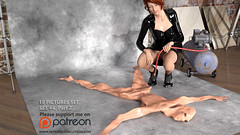 Patreon Set 006 (part2): Inflating Dominatrix (Leticia Latex) Tags: sexy fetish 3d big breasts shiny tits transformation boobs render sub domination fake rubber plastic huge latex busty domme sextoy catsuit fakeboobs blowupdoll dominatrix tf deflated inflation 3dx inflated sexdoll deflation lovedoll faketits fucktoy patreon
