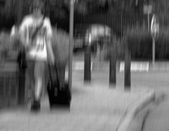Vibrations sans photoshop 2 - Vibrations without photoshop 2 (p.franche malade -sick) Tags: brussels urban blackandwhite man blur blanco monochrome europe belgium belgique noiretblanc negro snapshot bruxelles panasonic dxo brussel zwart wit hdr flou schaarbeek schaerbeek hunan streetshot boug  belge schwarzweis mustavalkoinen sooc inbiancoenero svartochvitt flickrelite  bestofbw fz200  pascalfranche pfranche skancheli