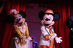 "The Diamond Horseshoe Presents  ""Mickey & Company"" (sidonald) Tags: tokyo disney tokyodisneyland tdl tokyodisneyresort tdr mickeycompany dinnershow     mickeymouse mickey minniemouse minnie"