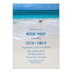 (Tropical Ocean Water Beach Wedding Shower Invite) #Beach, #BeachWedding, #Beaches, #BridalShower, #BrideAndGroom, #Destination, #Funky, #Island, #Ocean, #OceanWater, #Shower, #Theme, #Tropical, #Tropics, #Wedding, #WeddingShower is available on Custom Un (CustomWeddingInvitations) Tags: tropical ocean water beach wedding shower invite beachwedding beaches bridalshower brideandgroom destination funky island oceanwater theme tropics weddingshower is available custom unique invitations store httpcustomweddinginvitationsringscakegownsanniversaryreceptionflowersgiftdressesshoesclothingaccessoriesinvitationsbinauralbeatsbrainwaveentrainmentcomtropicaloceanwaterbeachweddingshowerinvite weddinginvitation weddinginvitations