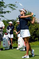 Lexi Thompson - Team USA (michaelcurranphotography) Tags: golf lpga meritclub ulinternationalcrown