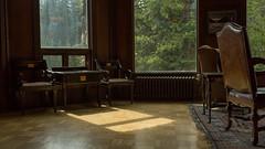 Have a Seat & Relax ... (ken.krach (kjkmep)) Tags: deerlodge lakelouise banffnationalpark