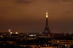 French candle (bertrand kulik) Tags: eiffeltower night architecture paris france bertrandkulik nuit city longexposure