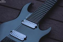 Vader8-5 (NickBudosh) Tags: kiesel guitars vader guitar guitarporn kieselguitars multiscale canon 6d metal maryland