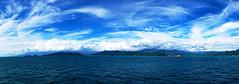 Padang Panorama (iecharleton) Tags: padang westsumatra sumatra indonesia panorama ocean seascape landscape clouds affinityphoto