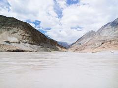 River Zanskar (ashwin kumar) Tags: red ladakh kashmir riverzanskar riverindus indus zanskar sangam rafting leh himalayas