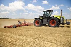 CLAAS Xerion 5000 (Static Phil) Tags: claas claasxerion claasxerion5000 farmequipment tractor