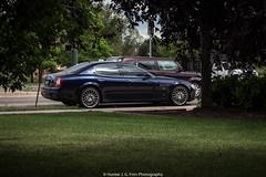 Sedan (Hunter J. G. Frim Photography) Tags: supercar colorado maserati quattroporte italian sedan blue v8 denver 4door maseratiquattroporte