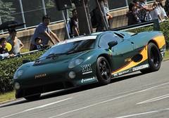 IMG_7236 (sushinigiri_tetu) Tags: jaguar lemans leman xj220 lemans24 race