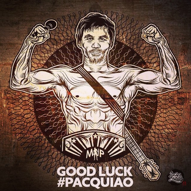 May the force be with you Manny Pacman Pacquiao. Peoples Champ #MannyPacquiao #pacman #MayPac #illustration #zerobriant