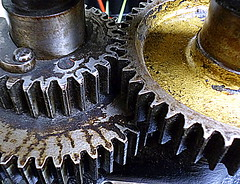 """Mi cerebro My Brain Il mio cervello (Raul Jaso) Tags: machine gear machinery machines gears maquina maquinas ingranaggio maquinaria maglia engranaje engranajes engrane engranes ingranaggi macchinario maquinarias macchinari maglie """"panasonic machineries apparato apparati dmcfh8 dmcfh8"""""""