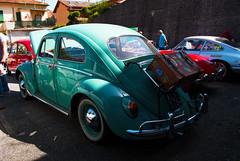 Vecchio bug (maximilian91) Tags: italy volkswagen italia liguria beetle oldcars vintagecars maggiolino kafer germancars montoggio volkswagenmaggiolino volkswagenbetlee
