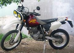 Honda Baja XR 250