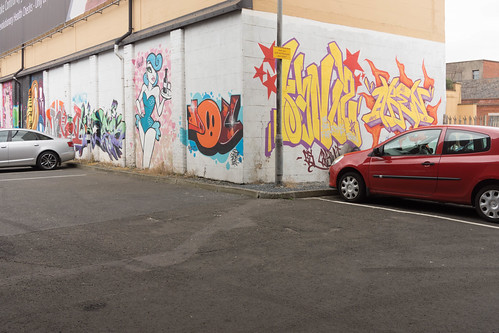 Street Art In Belfast [May 2015]-104629