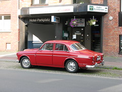 Volvo 121 Amazon (photobeppus) Tags: classic cars sedan germany deutschland amazon vehicles motor mnster volvo121