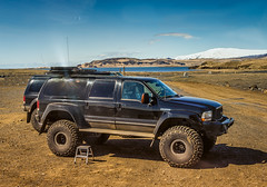 Four Wheel Drive, Iceland (antonioVi (Antonio Vidigal)) Tags: ford iceland 4x4 4wd excursion fourwhelldrive