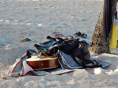 Guitar and Other Belongings