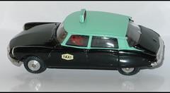 CITROEN DS 19 (1390) METOSUL L1100801 (baffalie) Tags: auto old classic vintage toys miniature voiture retro jouet collector diecast jeux