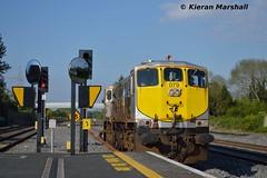 079 arrives at Hazelhatch and Celbridge, 16/5/16 (hurricanemk1c) Tags: irish train gm rail railway trains hatch railways irishrail generalmotors 2016 emd 071 079 iarnrd ireann iarnrdireann hazelhatchandcelbridge