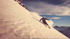 Outdoor & Sport (MaxMeissner) Tags: winter mountain snow ski sport outdoor peak powder spray carve freeride skitouring freeski sprayturn