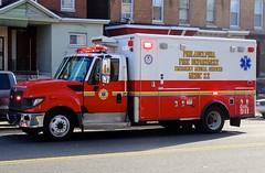 PFD Medic 22 (Aaron Mott) Tags: philadelphia fire ambulance firetruck international horton philly medic ems firedept firedepartment pfd fireapparatus phillyfire philadelphiafire phiadelphiafire terrastar firetruckpfd philadelphiafirefiretruck pfdfiretruck