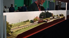 DSC00227 (BluebellModelRail) Tags: buckinghamshire may exhibition aylesbury bankholiday modelrailway 2016 railex p87 stokemandevillestadium obbekaer rdmrc