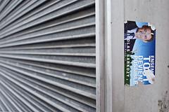 Paris, 2008 (Joseff_K) Tags: paris sticker shutter autocollant voletmetallique