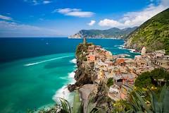 Vernazza (Edoardo Angelucci) Tags: blue sea italy landscape photography italia liguria ngc wide cinqueterre vernazza edoardo angelucci ilce7m2 fe1635f4za geo:lat=44134207 geo:lon=9684650