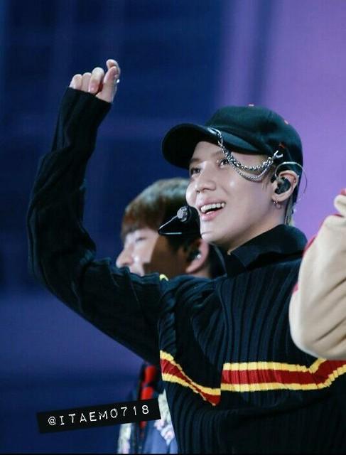 160507 Taemin @ Korea Times Music Festival en LA 26911376776_4817f64fb0_z
