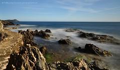 Brume du Niel (SuzuKaze-photographie) Tags: mer pose nikon paysage longue giens 1224f4 d5000 suzukazephotographie
